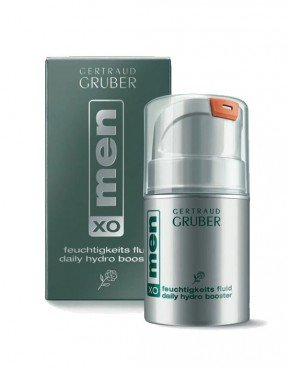 Gertraud Gruber - menXO feuchtigkeits fluid daily hydro booster
