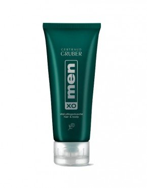 Gertraud Gruber - menXO vital pflegedusche hair & body