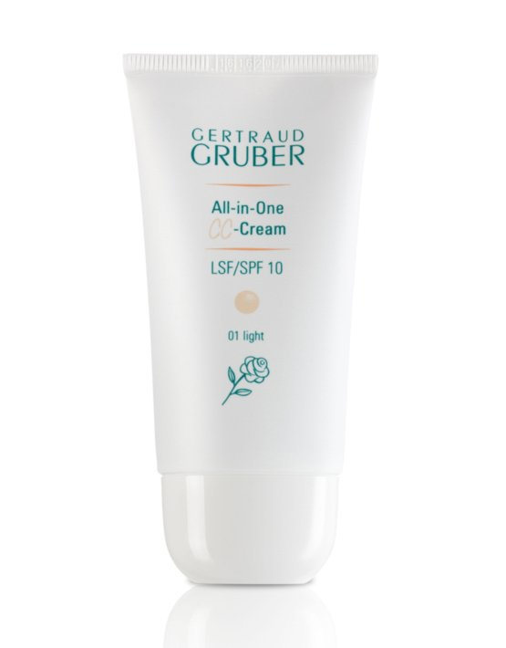 Gertraud Gruber, All in one CC Cream 01 light