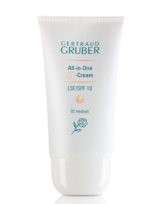 Gertraud Gruber, All in one CC Cream 02 Medium