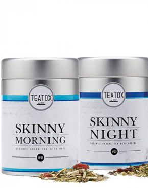 Teatox Teemischung Skinny Morning, Skinny Night
