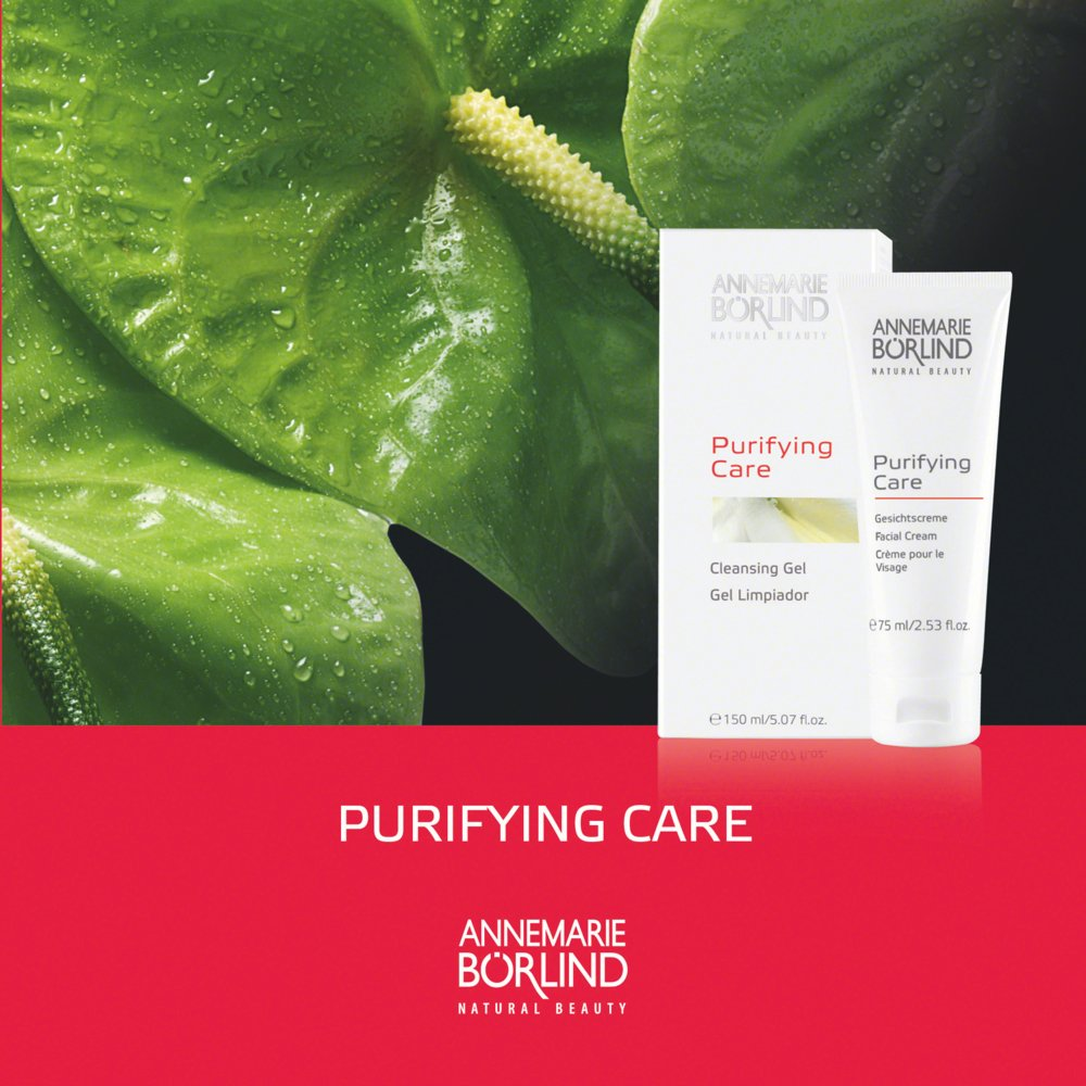 Annemarie Börlind, Linie Purifying Care, Cleansing Gel, Purifying Care