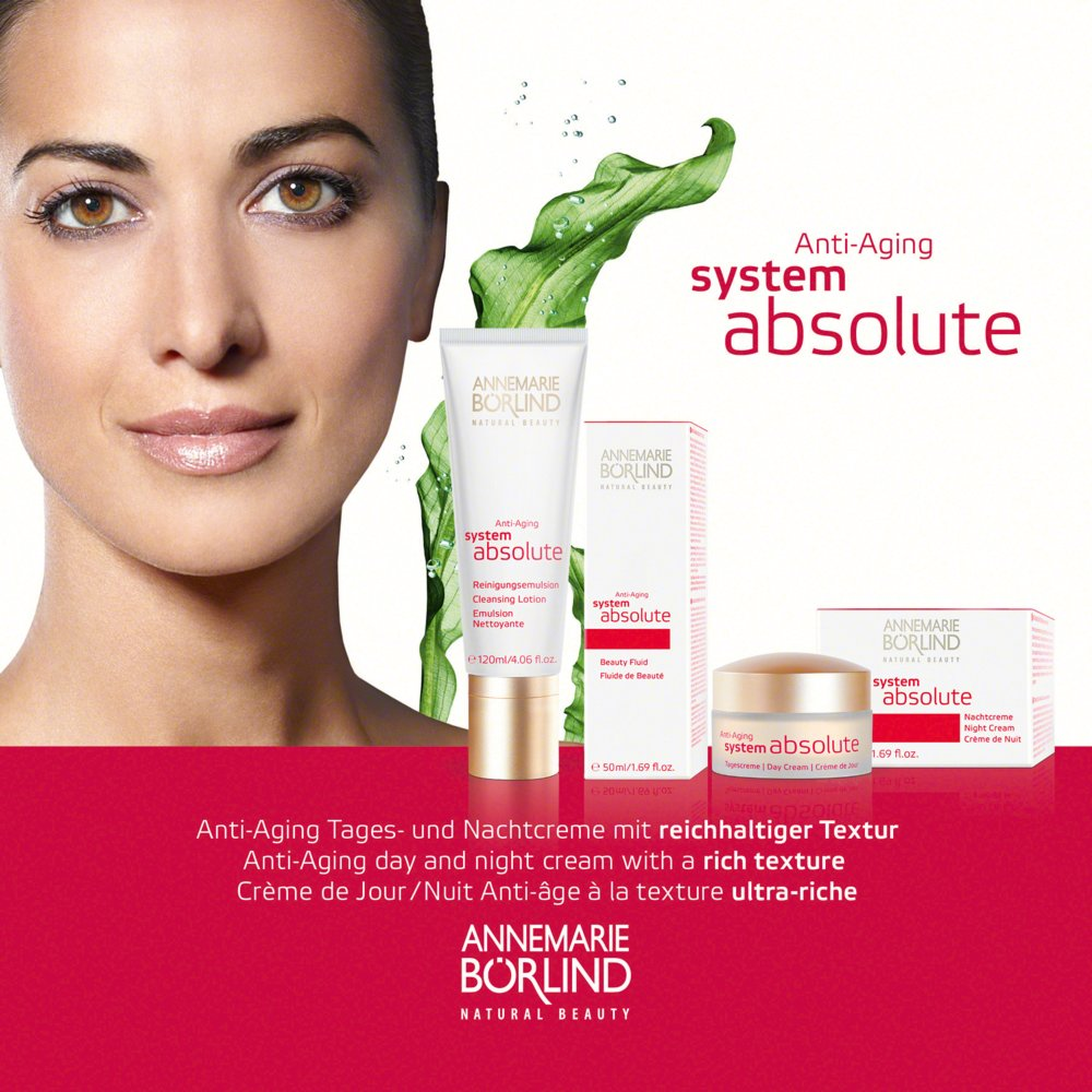 Annemarie Börlind, Produktlinie System absolute, Anti Aging