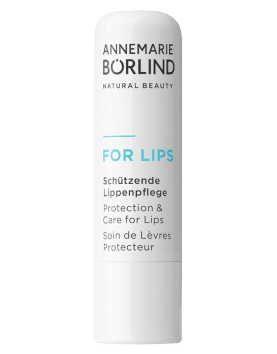 Annemarie Börlind, for lips, Schützende Lippenpflege, Protection & Care for Lips