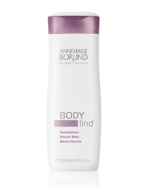 Annemarie Börlind, Linie Body Lind, Duschbalsam, 200ml