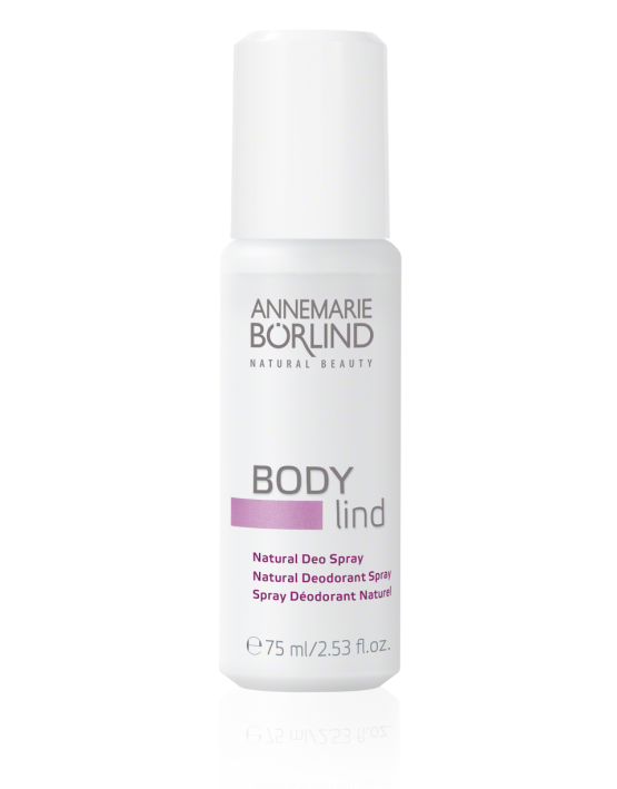 Annemarie Börlind, Linie Body Lind, Natural DEO Spray, 75ml