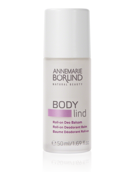 Annemarie Börlind, Linie Body Lind, Roll-on Deo Balsam, 50ml