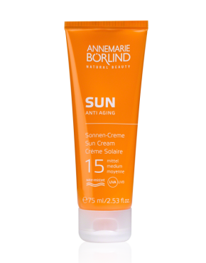 Annemarie Börlind, Linie Börlind Sun Care, Anti Aging Sonnencreme