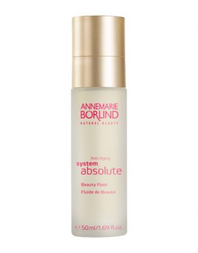 Annemarie Börlind, Anti-Aging beauty Fluid, Produktlinie System Absolute