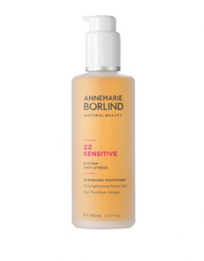 Annemarie Börlind, ZZ Sensitive Stärkendes Gesichtsgel, Antistress, Produktlinie ZZ Sensitive