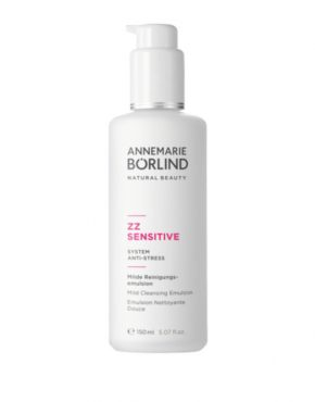 Annemarie Börlind, ZZ Sensitive milde Reinigungsemulsion, Antistress, Produktlinie ZZ Sensitive