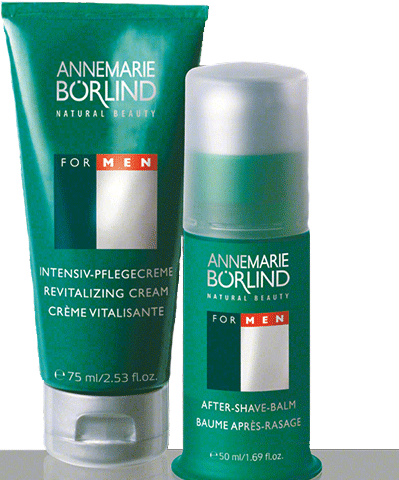 Börlind for Men, Annemarie Börlind
