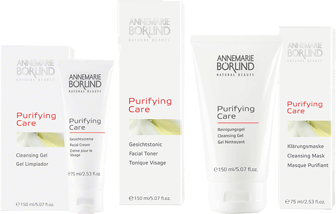 PURIFYING System Cleansing, Annemarie Börlind